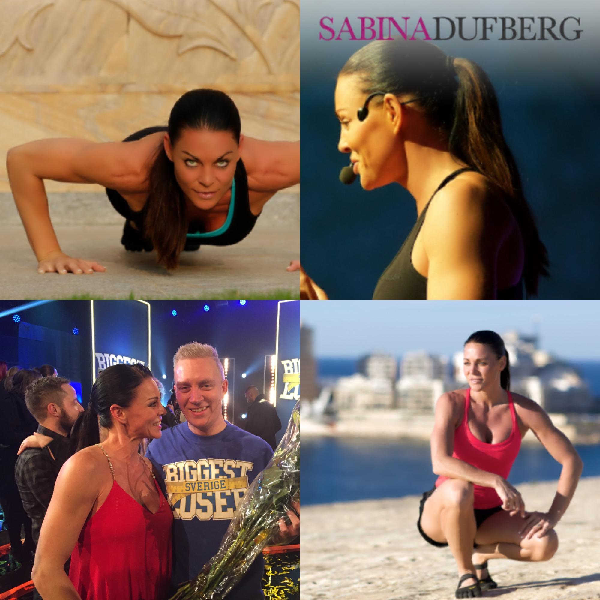 Hur bygger man ett personligt varumärke? – Träningsprofilen Sabina Dufberg delar med sig av sin framgångssaga.